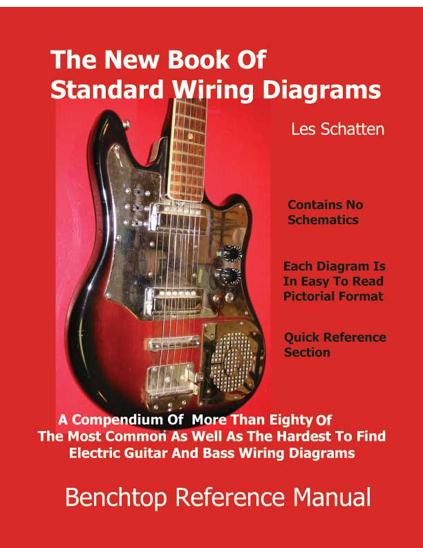 guitar wiring diagram book guitar wiring diagrams online schatten book of standard wiring diagrams